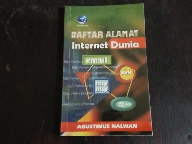 "Buku ""Daftar Alamat Internet Dunia"" ;Resensi Buku  ""Daftar Alamat Internet Dunia"";Resensi Buku Non Fiksi ""Daftar Alamat Internet Dunia"";;"