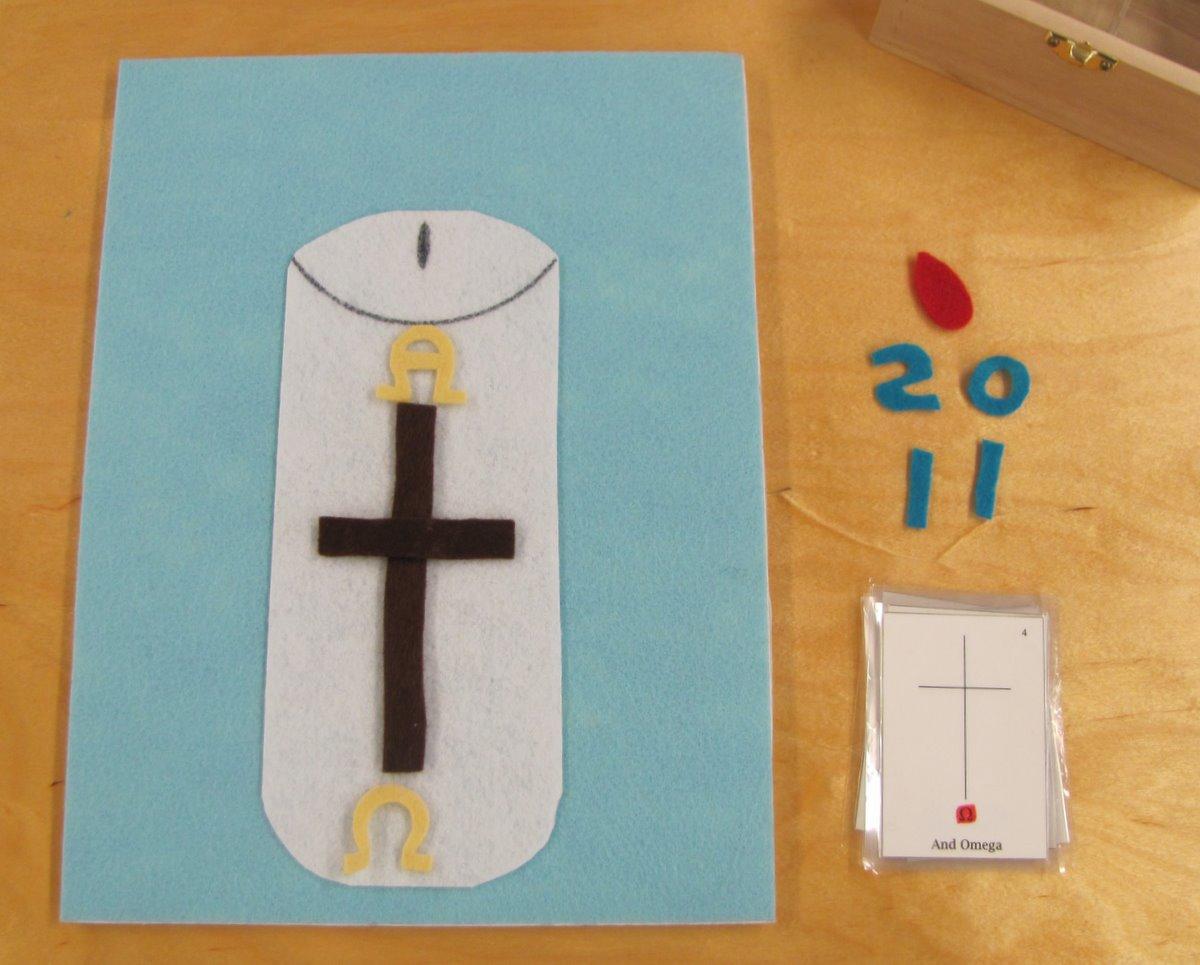 Candles Art Ks1