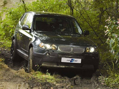 BMW X3 Off Road Normal Resolution HD Wallpaper 18