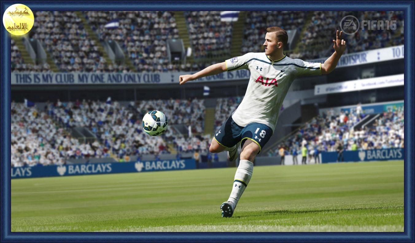 تحميل فيفا 16 مضغوطة برابط مباشر Download FIFA 16 games