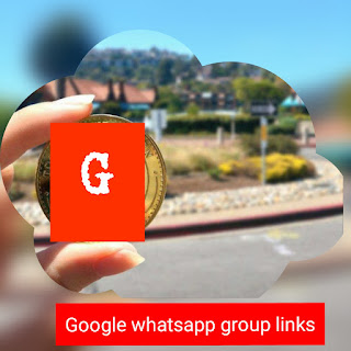 Google whatsapp groups link