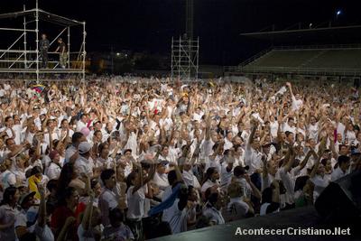 Más de 200 mil personas evangelizados en Venezuela