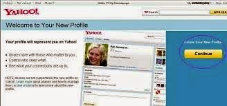 To search yahoo mail, Email information search and find people on yahoo profiles