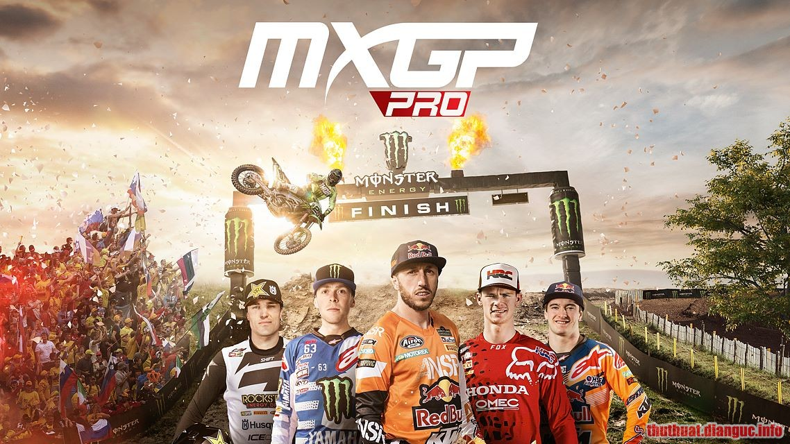 Download Game MXGP PRO Full Crack