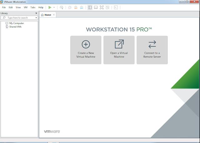 VMware Workstation Pro 15 Full Version