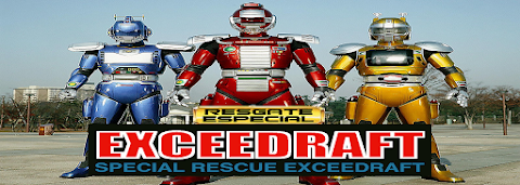 Special Rescue Exceedraft Legendado FInalizado.(Zippyshare)