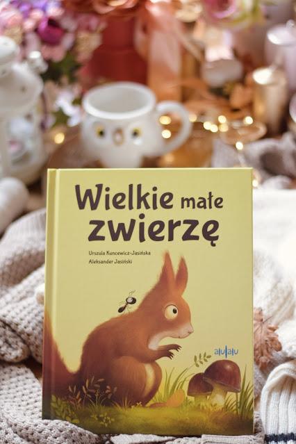Urszula Kuncewicz-Jasińska, Aleksander Jasiński, Wielkie małe zwierzę
