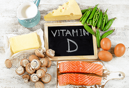 هل نقص فيتامين د يسبب فقدان الشهية؟