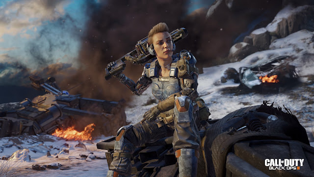 Call of Duty Black Ops 3, videojuegos