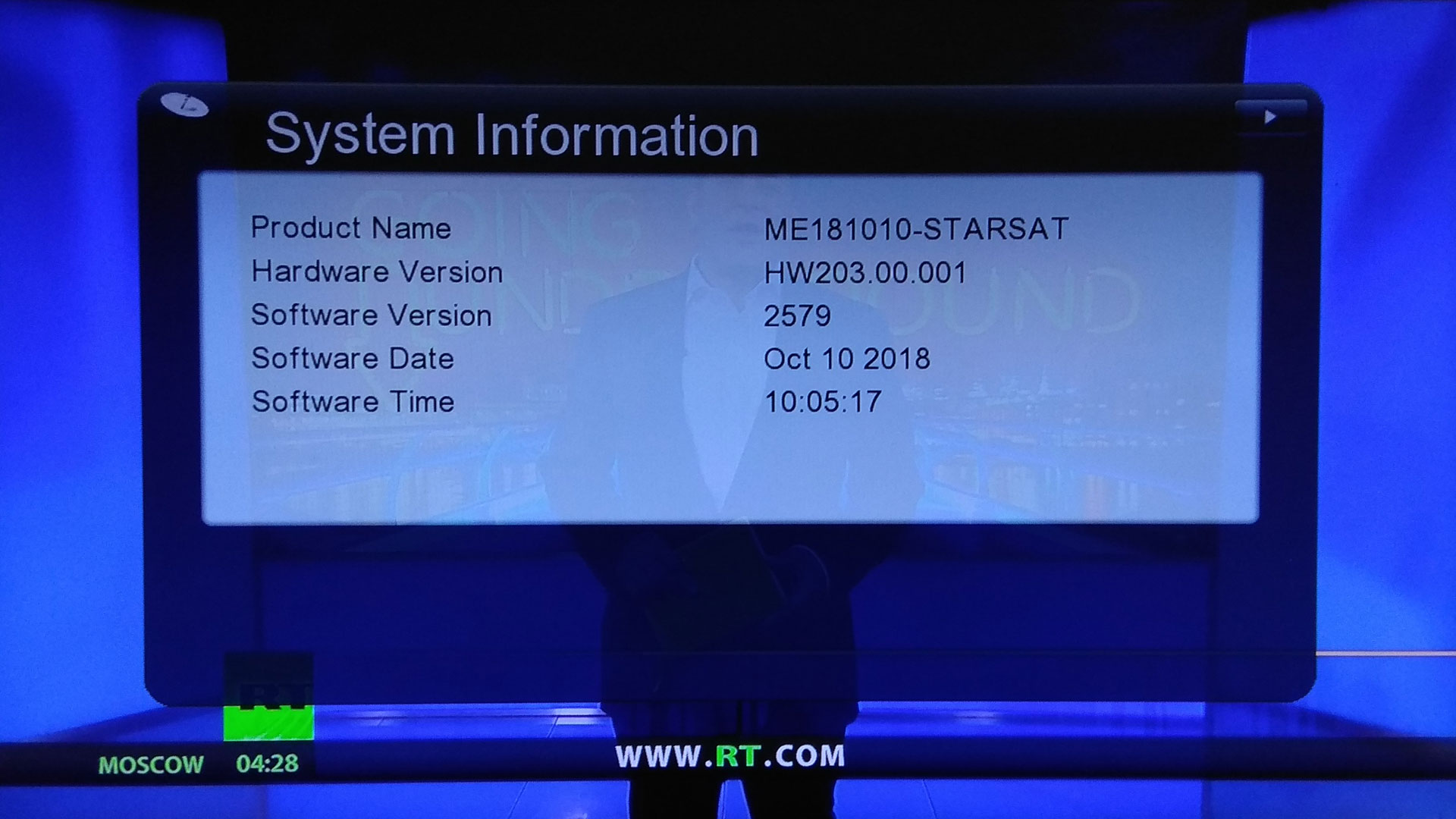 Download Software Starsat SR B10HD Pro Update Firmware Receiver