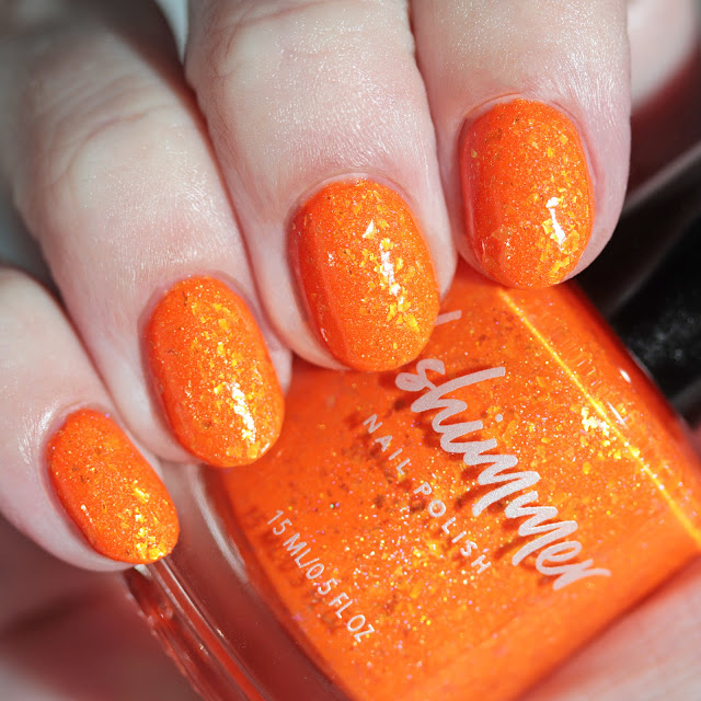 KBShimmer Hey There Pumpkin