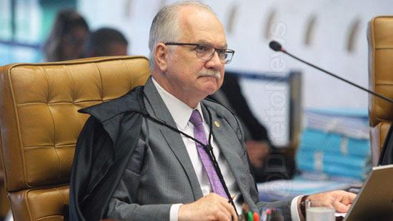 bloqueio judicial whatsapp inconstitucional edson fachin