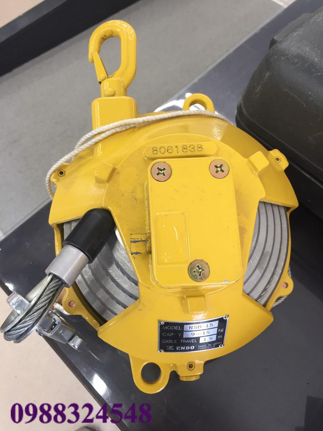 palang cân bằng Endo RSB-15