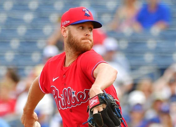 Wheeler to start Game 1 for Phillies