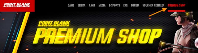event blank premium shop