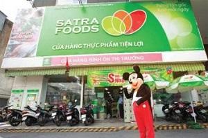 Cua hang satra foods Hoa Sen