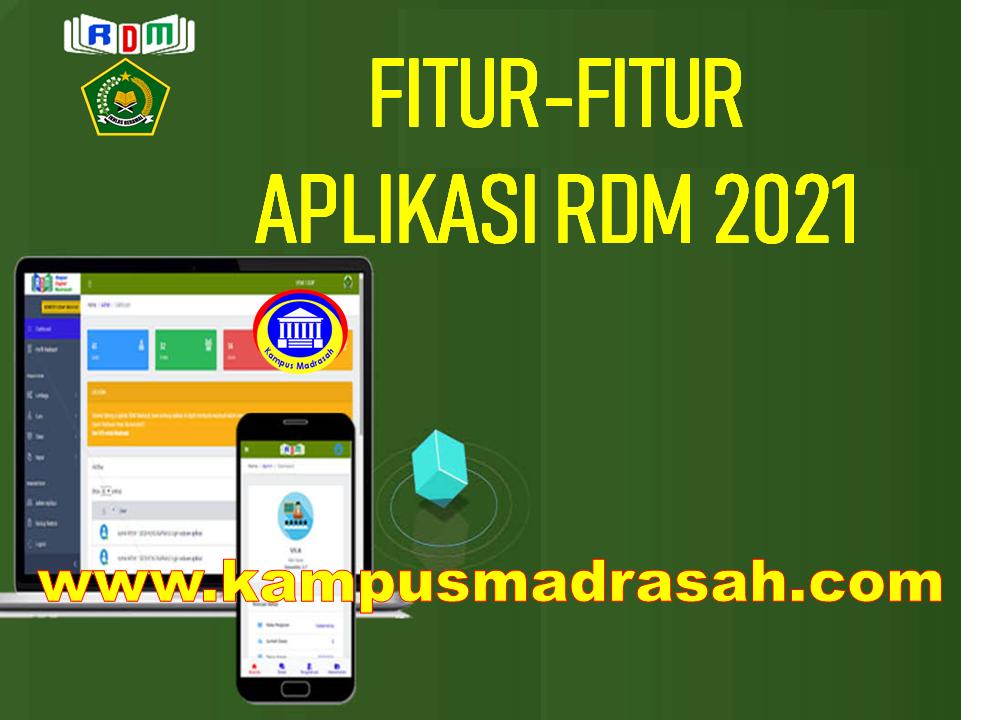 fitur RDM HD MAdrasah