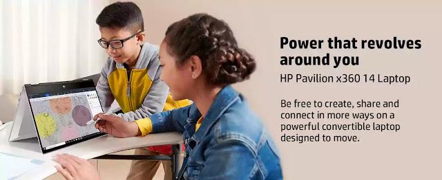 HP Pavilion x360 (14-dw0071tu)