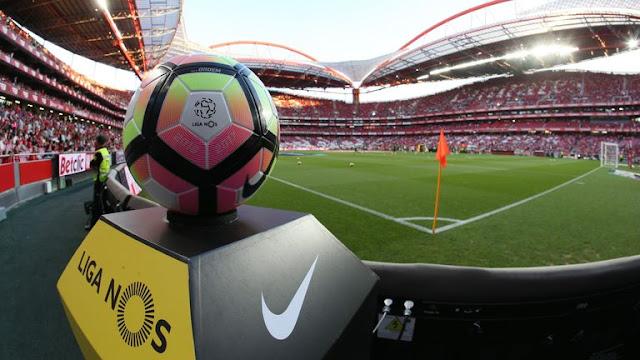 Liga Portugal Tetap Dilanjutkan !