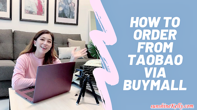 How to Order from Taobao via Buymall, Online Shopping, Taobao, Buymall, Shopping, How To Shop At Taobao, How To Save Taobao Shipping Fee, Lifestyle
