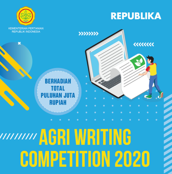 [GRATIS] Lomba Menulis Nasional 2020 di Kementrian Pertanian