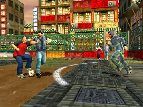 PC Game Urban Freestyle soccer