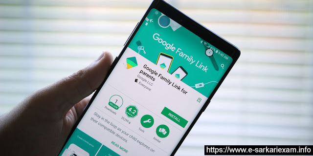 Google family link: Parental Control App