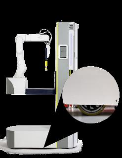 IAM Robotics Swift Robot - Stellana Wheels