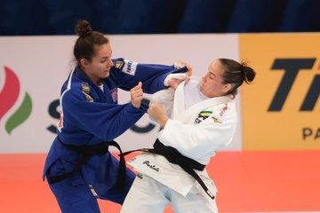 Maria Portela no Mundial 2019