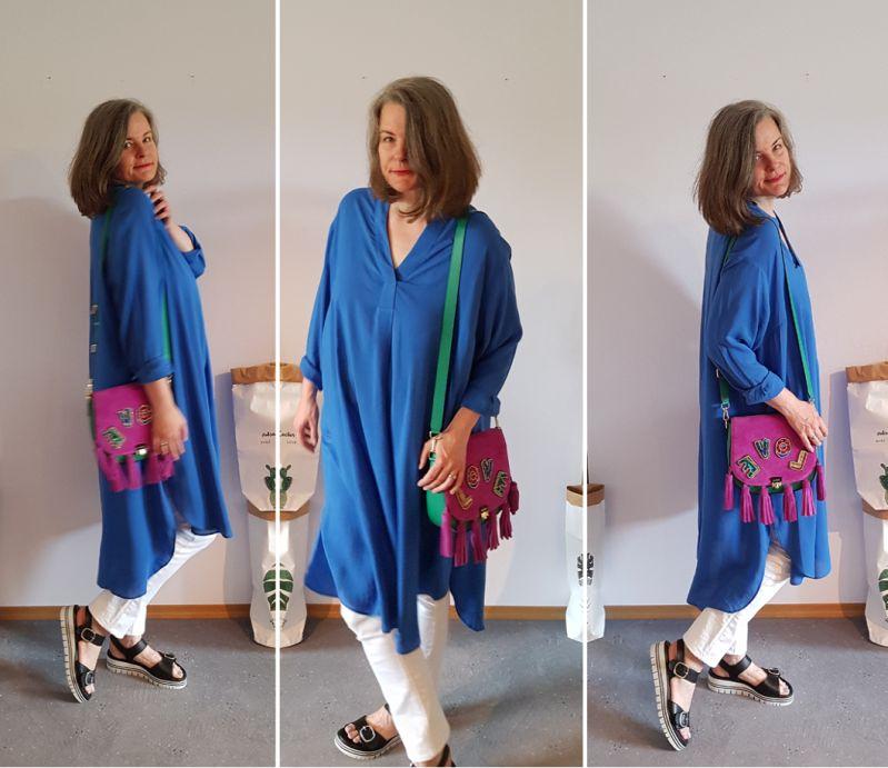 Kleid über Hose Zoe Lu