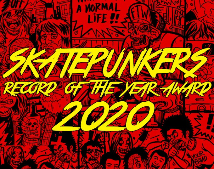 Skatepunkers Record Of The Year Award 2020 results