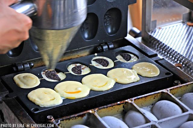IMG 0223 - 台中西區│吃貨農場雞蛋糕*每日都有不同限定隱藏口味。還有新鮮鵪鶉蛋口味等你來嚐鮮