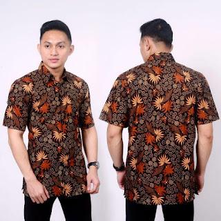 Kemeja Batik Pria No 12