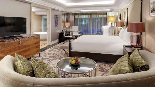 Review Hotel Kempinski Jakarta, Hotel Termahal di Jakarta dengan Arsitektur Mewah