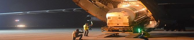 Indian Air Force With Support From Ashok Leyland Trucks Airlift Oxygen Tankers To Speed Up Distribution Amid COVID Surge