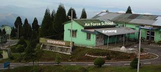 Air Force Station Kurseong