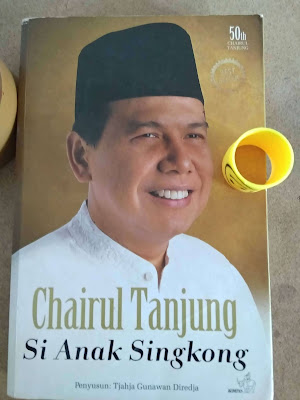 buku si anak singkong biografi chairul tanjung