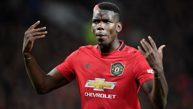 Manchester United needs to build their identity - Mino Raiola, misplaced identity, Pogba wants to stay at Manchester United