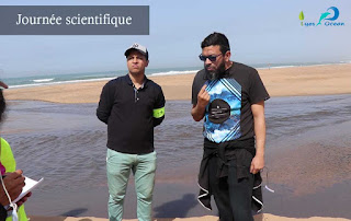 Le point Bleu (Évenement protection de plage) Dar Bouaazza Casablanca 2019