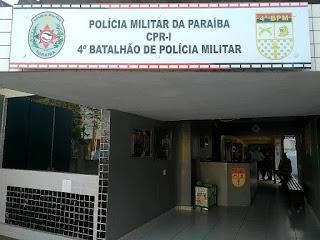 Polícia Militar prende suspeito de agredir e ameaçar o pai em Araçagi