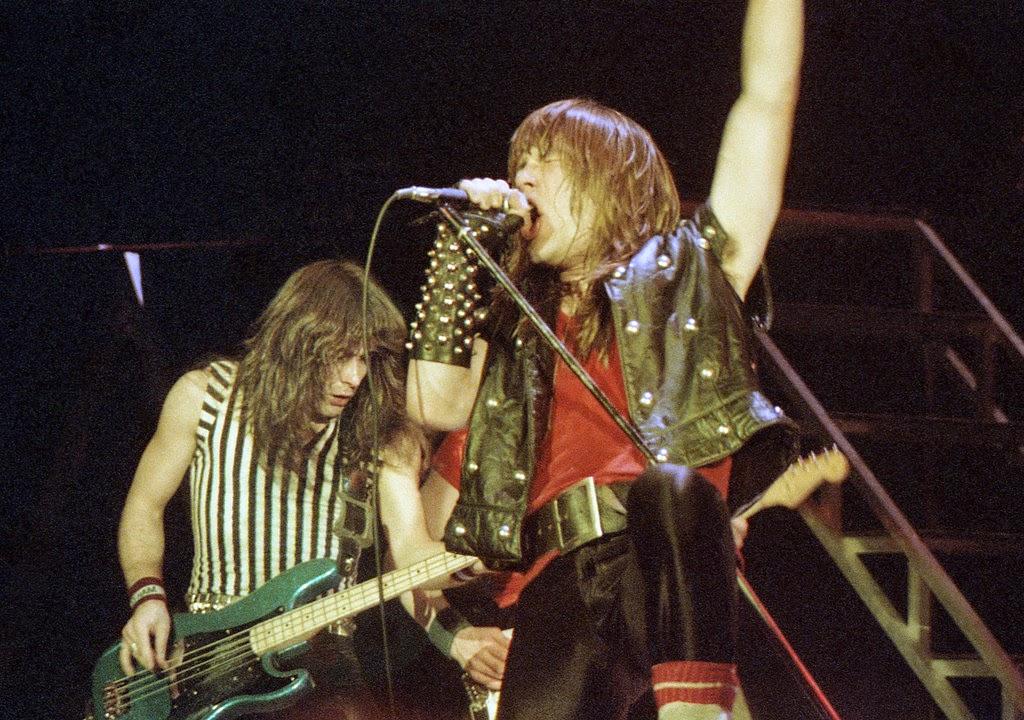 Bruce Dickinson: o primeiro show com o Iron Maiden em 1981 - IRON MAIDEN 666 - BRASIL