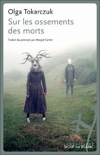 Olga Tokarczuk / Noir sur Blanc
