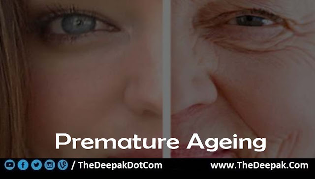05 Premature Ageing - Signs You are Not Drinking Enough Water