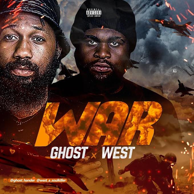 Ghost x West – War