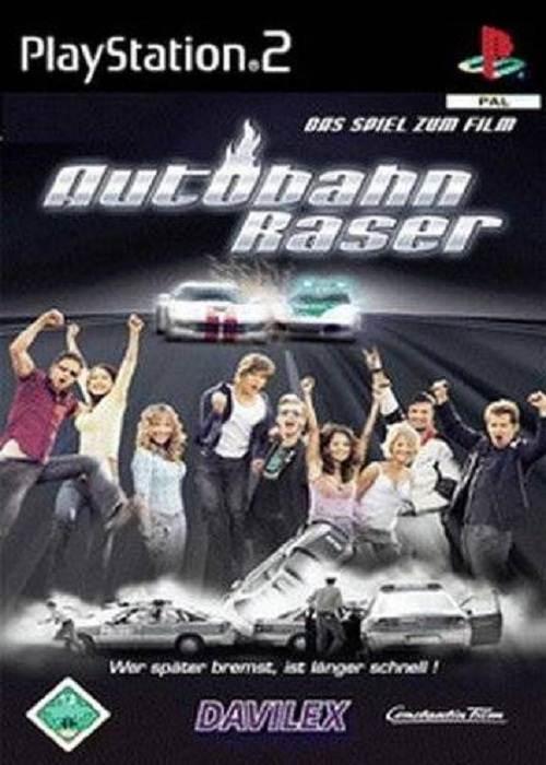 Autobahn Raser: Das Spiel zum Film