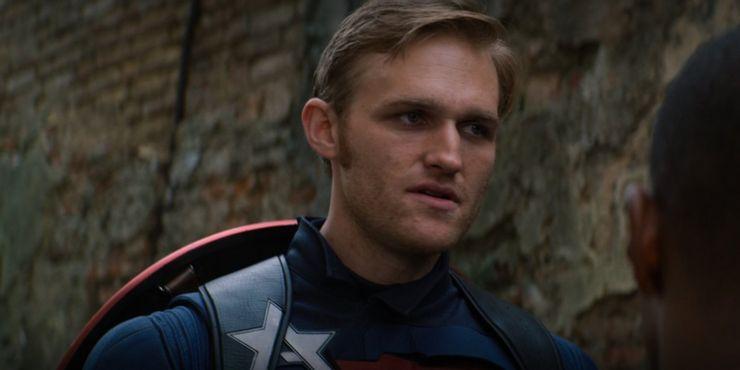 «Сокол и Зимний Солдат» (2021) - все отсылки и пасхалки в сериале Marvel. Спойлеры! - 58