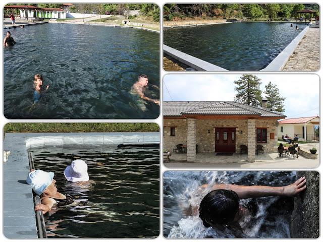 Γιάννενα: ΚΟΝΙΤΣΑ-Ιαματικές πηγές με θειούχα νερά και θεραπευτικές ιδιότητες