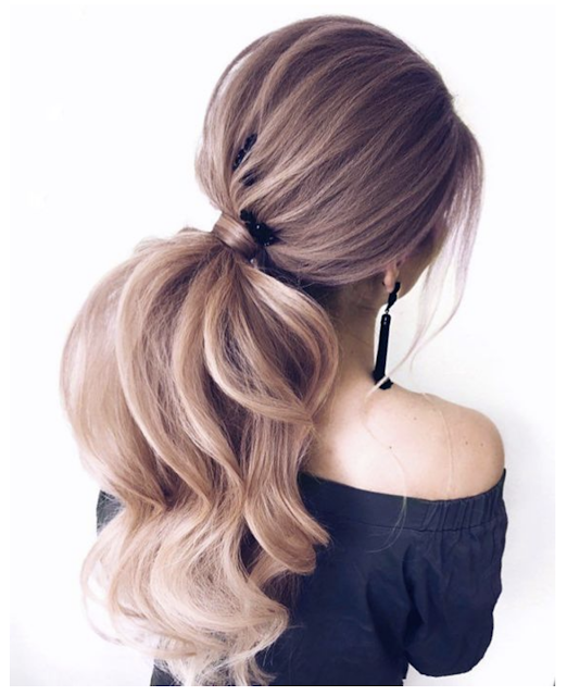 ponytail hairstyles 2019