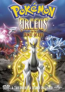 Xem Phim Pokemon Arceus Chinh Phục Khoảng Không Thời Gian