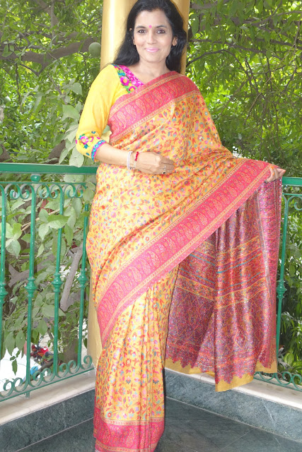 Buy Kani saree